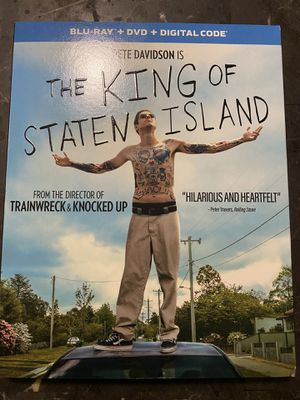The king of Staten Island Blu-ray Digital Copy Only for Sale in San Diego, CA