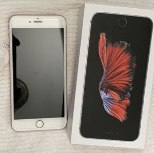 iPhone 6s Plus 64GB - Rose Gold - Excellent Condition! for Sale in Beverly Hills, FL