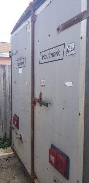 6x12 Haulmark Trailer for Sale in Tampa, FL