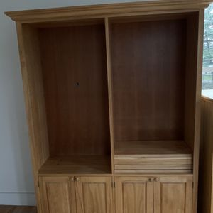 Wood Shelving Unit for Sale in Boston, MA