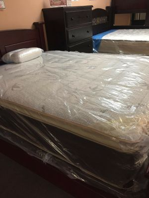 Serenity Jumbo Pillowtop queen size set for Sale in Inglewood, CA