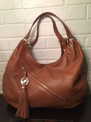 Michael kors charm tassel luggage tote for Sale in Pittsburgh, PA