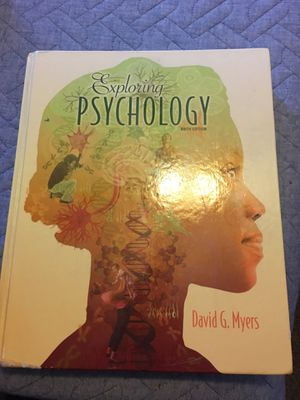 Intro to Psychology Textbook for Sale in Davenport, IA