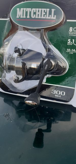Mitchell 300 spinning reel for Sale in BETHEL, WA