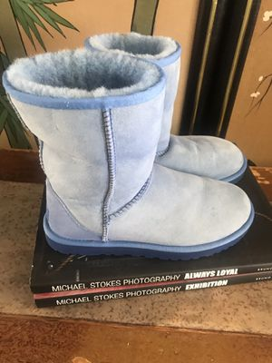 Blue Uggs 8 for Sale in San Francisco, CA