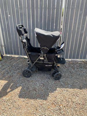 Joovy double stroller for Sale in Peoria, AZ