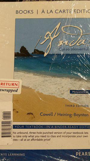 Anda! Book Third Edition for Sale in Wenatchee, WA