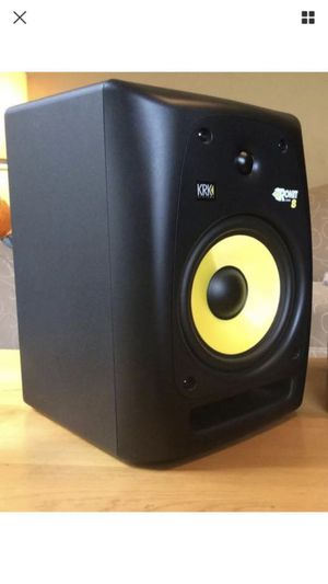 KRK 8 pair good condition for Sale in Silver Spring, MD