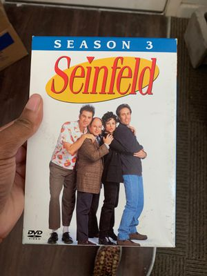 Free Seinfeld Dvds to home in need for Sale in Phoenix, AZ