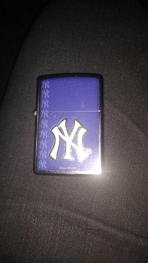 New York Yankee's zippo for Sale in Hartford, CT