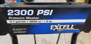 Excell 2300 Pressure washer for Sale in Laguna Beach, CA