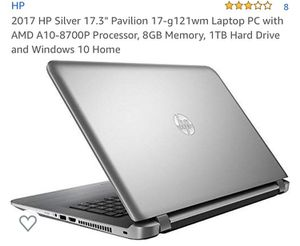 Hp Pavillion laptop for Sale in Fort Worth, TX
