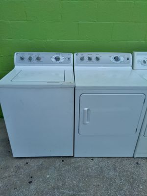 GE washer and dryer set for Sale in Orlando, FL
