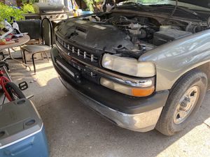 2001 Chevy Silverado for Sale in Dallas, TX