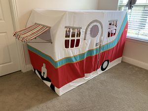 Camper play tent with extras for Sale in McKinney, TX