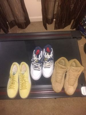 Jordans Nike and Puma sneakers for Sale in Stone Mountain, GA