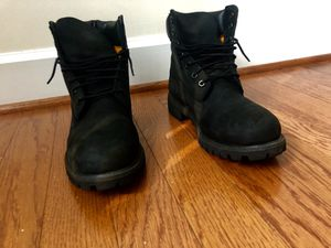 Black Timberland Boots for Sale in Chevy Chase, MD