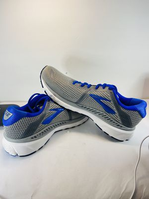 BROOKS MEN'S ADRENALINE GTS 20 NARROW (B) - GREY Size 12 Men's for Sale in Fullerton, CA