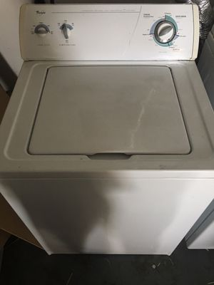 Whirlpool washer and dryer - like new! for Sale in Knoxville, TN