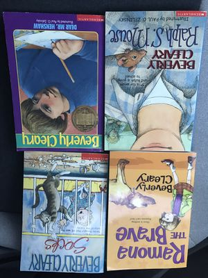 Beverly Clearly Classic Accelerated Reader Chapter Books for Sale in Upland, CA