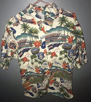 Dodgers Reyn Spooner Hawaiian shirt XL for Sale in West Carson, CA