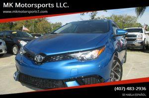 2018 Toyota Corolla iM for Sale in Orlando, FL