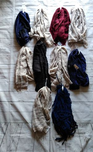 10 New Beautiful Scarfs , price for all ( new with tag ) for Sale in Frederick, MD