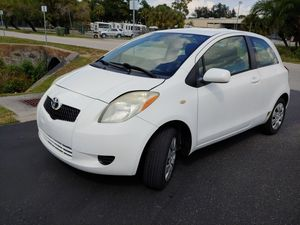 2007 TOYOTA YARIS AUTOMATIC for Sale in Sarasota, FL