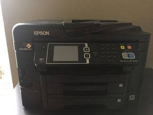 Epson Workforce WF 3640 for Sale in Dublin, OH