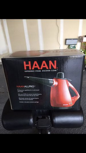 Haan Pressure Steam Cleaner for Sale in Stockton, CA