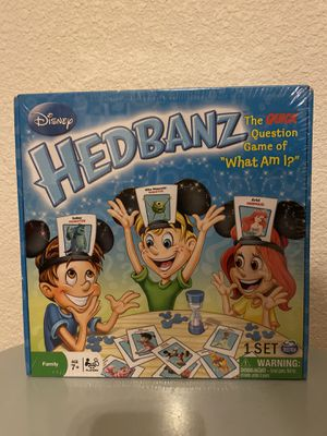 New: Disney hedbanz game for Sale in Antioch, CA
