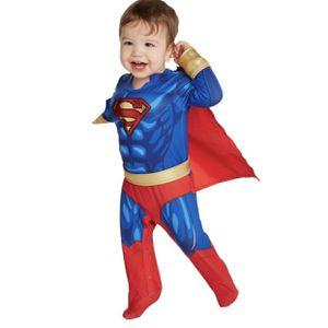 Baby Superman Halloween Costume Bodysuit 6-12M for Sale in El Monte, CA