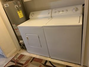 Kenmore washer and dryer set for Sale in Nipomo, CA