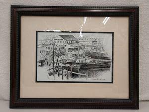 Seattle Ship Supply Company Print - '89 for Sale in Milton, WA