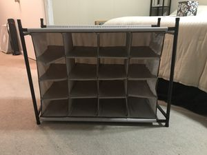Shoe rack for Sale in Harrisonburg, VA
