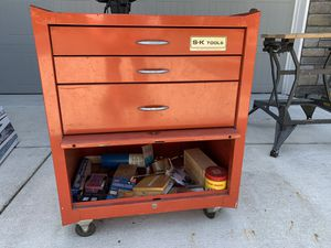 S-K tool chest w tools included for Sale in Washougal, WA