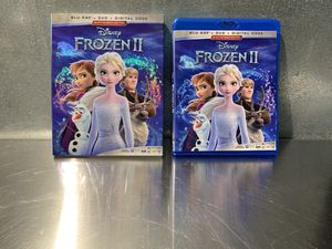 Frozen ll BLU RAY movie for Sale in Cleveland, OH