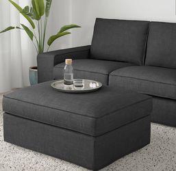 IKEA KIVIK Sofa And Ottoman for Sale in Portland,  OR