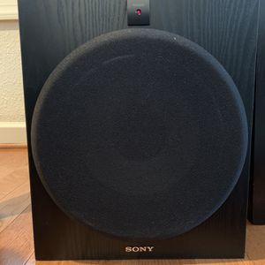 "Sony Powered Home Theater 10"" Subwoofer SA-W2500 for Sale in Virginia Beach, VA"