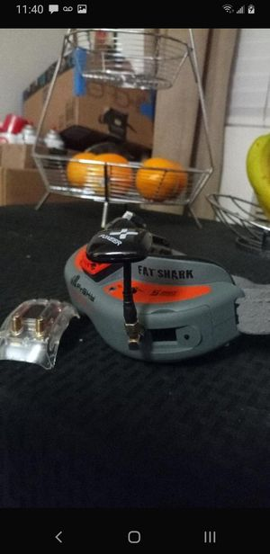 Fpv drone FatShark goggles for Sale in San Diego, CA