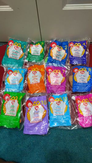 Ty Teenie Beanie Babies for Sale in UPR MARLBORO, MD