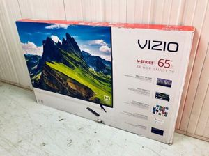"65"" VIZIO V655-G9 4K UHD HDR LED SMART TV 2160P (BLACK FRIDAY SPECIAL) for Sale in Joint Base Lewis-McChord, WA"
