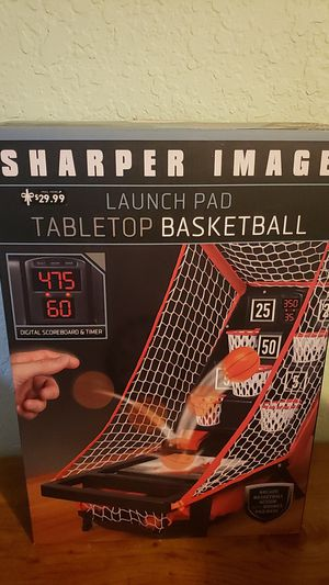 Tabletop basketball game for Sale in Turlock, CA