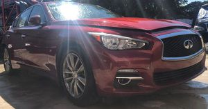 2014 - 2019 INFINITI Q50 COMPLETE PARTS OUT! for Sale in Fort Lauderdale, FL