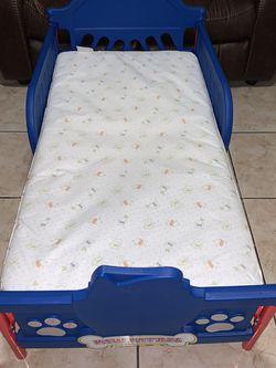 Delta PJ Masks Children Plastic Toddler Bed for Sale in Miami,  FL