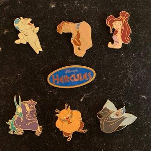Disney Hurcurles Push Pins for Sale in Sacramento, CA