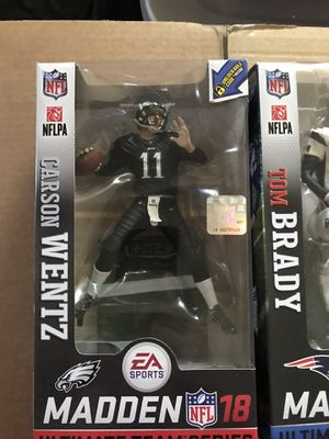 Carson wentz collectible toy for Sale in Lodi, CA