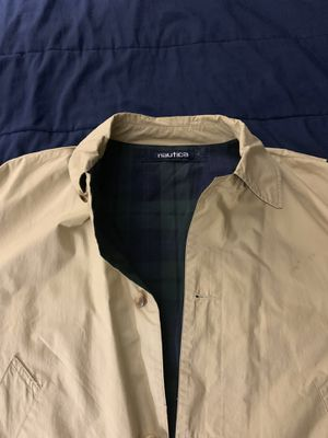 Nautica reversible jacket 2x like new!!!!! for Sale in Orlando, FL