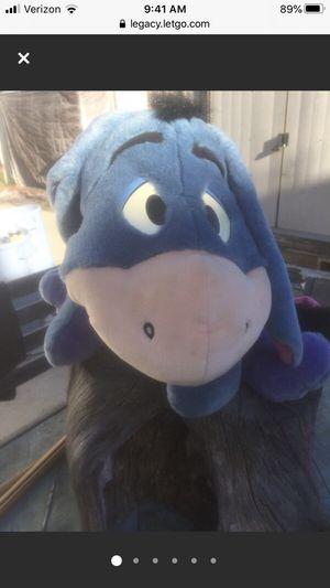 Talking Eeyore stuffed animal for Sale in Carson, CA