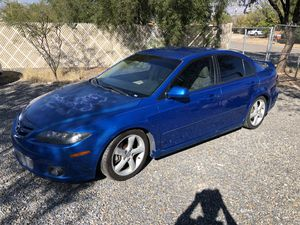 2006 Mazda 6 V6 sSport Hatchback for Sale in Tucson, AZ